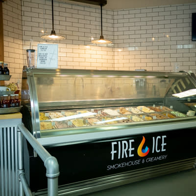 Fire and Ice Counter