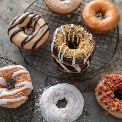 Duck Donuts Donuts