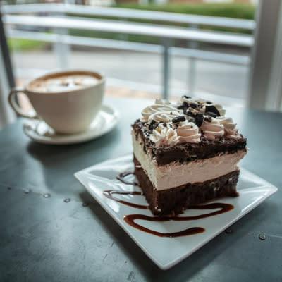 Desserts, Etc Coffee and Cake