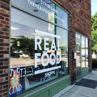 The Real Food Shoppe (Photo courtesy of The Real Food Shoppe Facebook page)