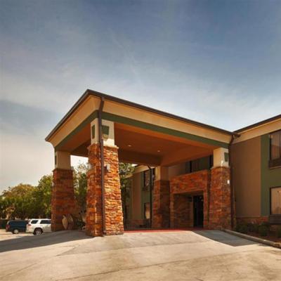 DTN - STL - Best Western's Bayou Inn