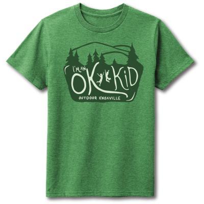 Outdoor Knoxville Kids Shirt