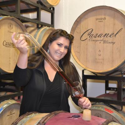 Katie DeSouza Henley - Casanel Vineyards & Winery