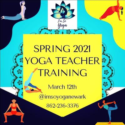 I'm So Yoga 2021 Yoga Training