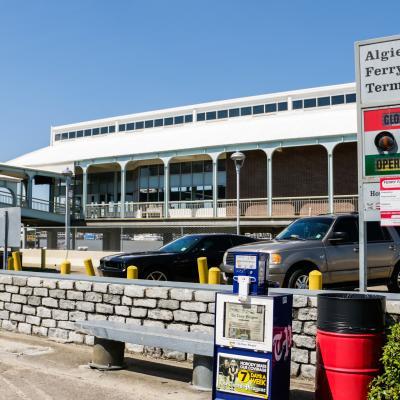 Algiers Point Ferry Terminal