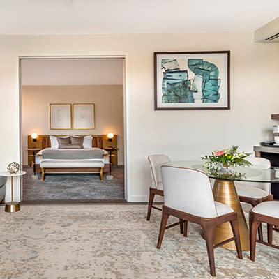 One11 Hotel guest room