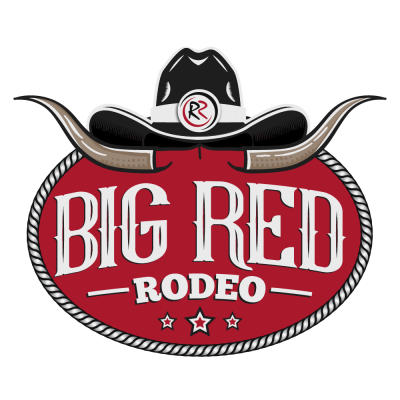 technology marketing logo big red rodeo