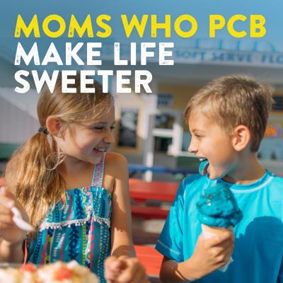 Moms who pcb make life sweeter
