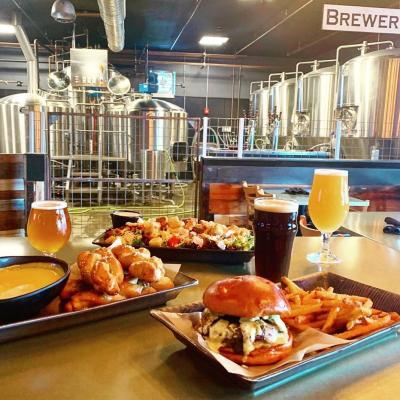Food & Drinks and Industry Brewing