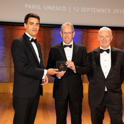 Optus Stadium Receives World's Most Beautiful Stadium Award