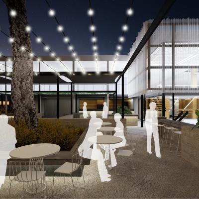 Royal Perth Yacht Club Renovations Underway