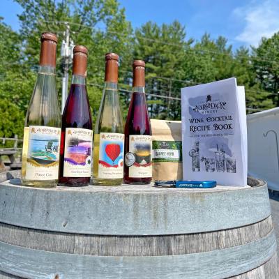 Adirondack Winery Father's Day