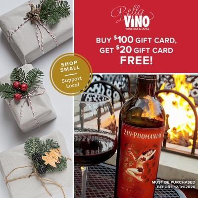 Bella Vino Gift Card