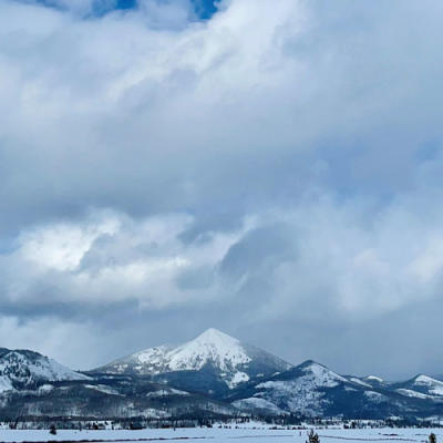Steamboat Lake State Park is ideal for winter adventure