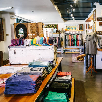 Ohana apparel and home goods store, Steamboat Springs, CO