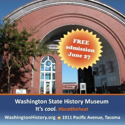Free admission at WSHM
