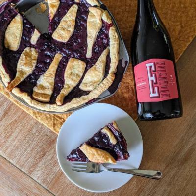 Sangria-Pie