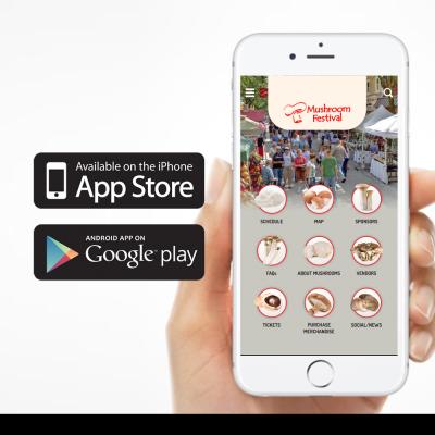 Mushroom Festival App