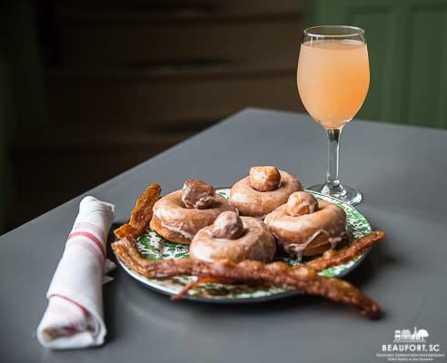 Glazed Yeast Donuts
