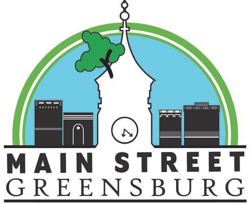 Main Street Greensburg logo