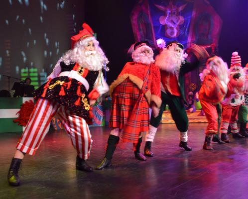 Spectacular Holiday Shows