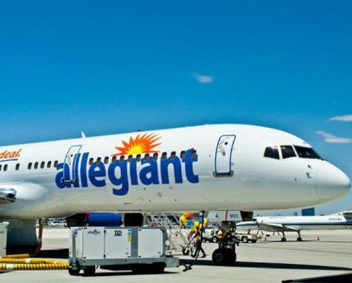 Fly Allegiant Air