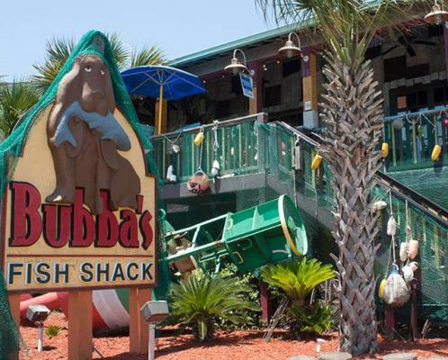 Bubba's Fish Shack