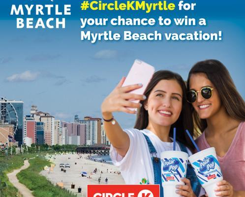 Enter To Win A Myrtle Beach Escape