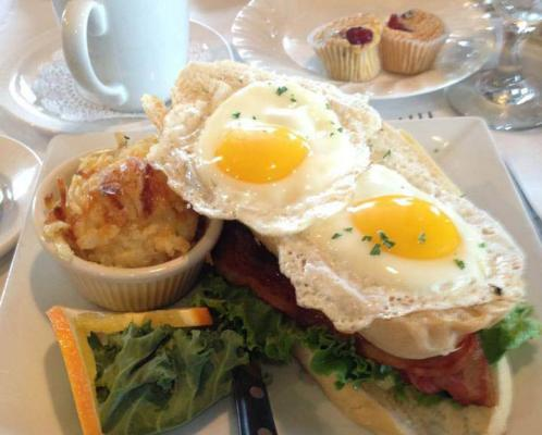 Top 10 Breakfast Places