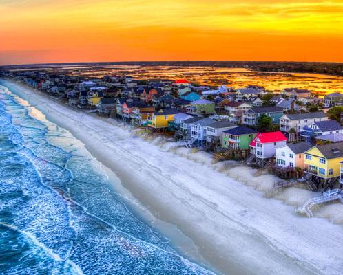 Garden City Beach
