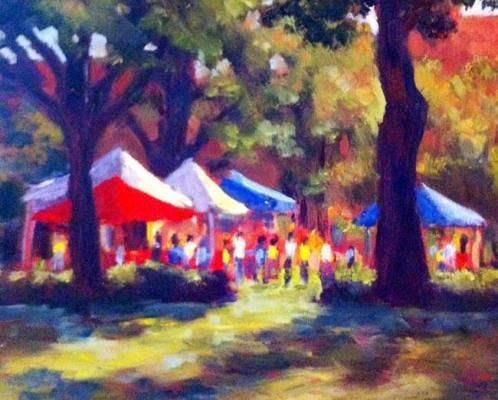 Live Oak Art + Music Fest