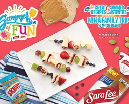 Summer of FUN Family Vacation Giveaway