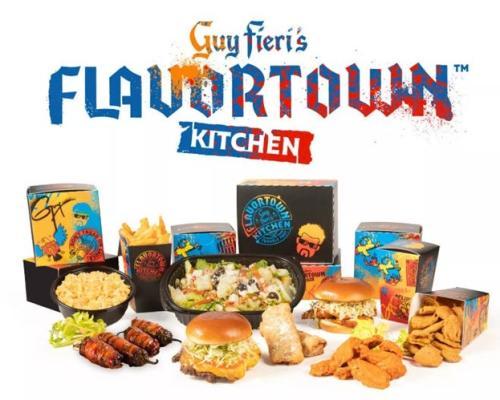 Flavortown Guy Fieri