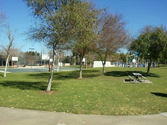 Heritage Park picnic