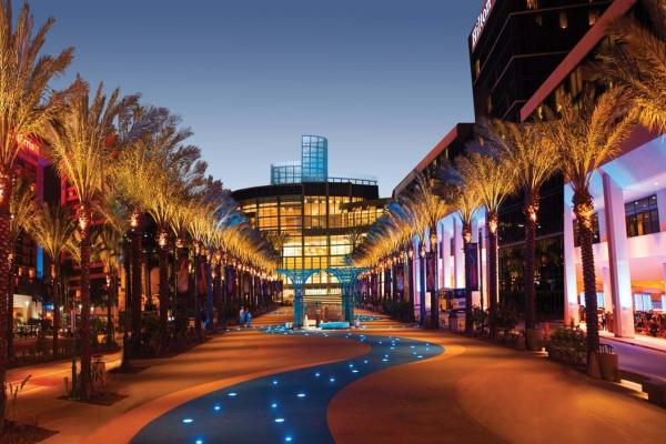 Grand Plaza at the Anaheim Convention Center