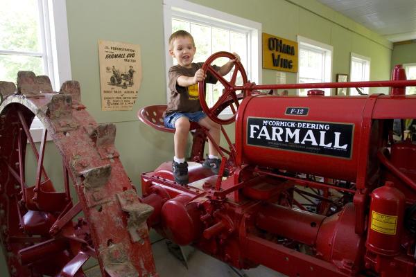 Ward O'Hara Agriculture Museum