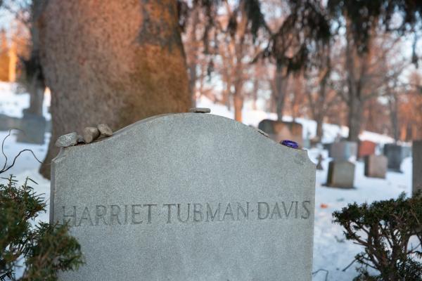 Harriet Tubman's Gravesite