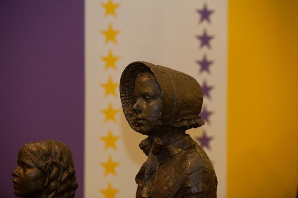 Suffragette - inside the Women's Hall of Fame