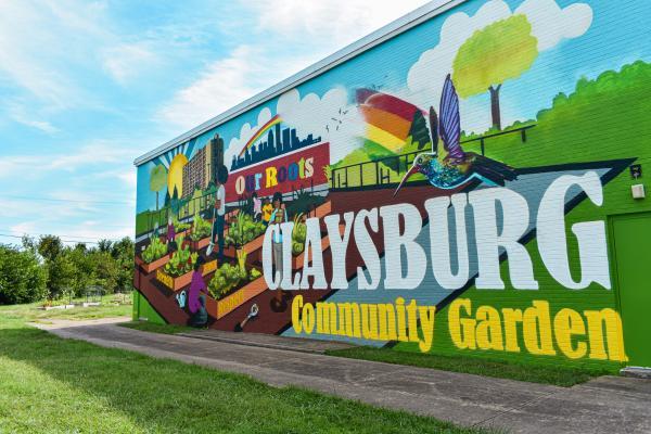 Claysburg Mural