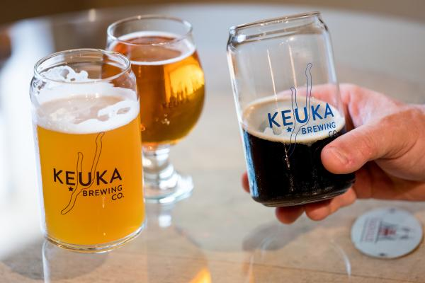 Keuka Brewing Beers