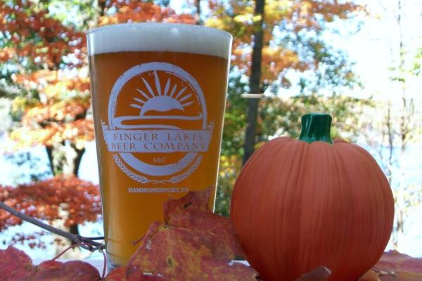 Finger Lakes Beer Company Fall
