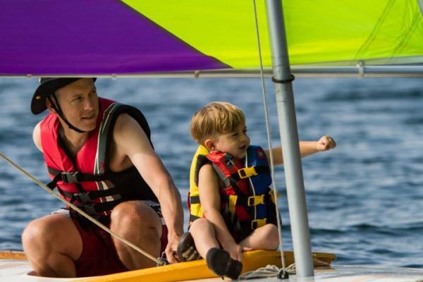 chris and nash sailing by julie brooks copy 960