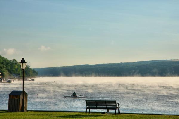 Keuka Lake - Matcha Article