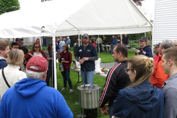 heritage village beer expo