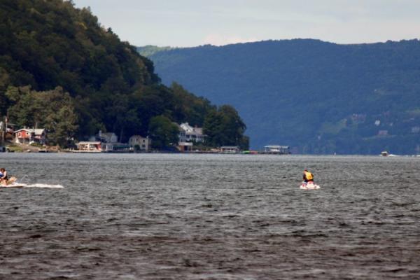 keuka lake bluff from champlain beach2 copy