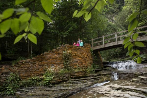 7 Best Spring Hikes in Corning and the Southern Finger Lakes
