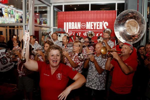 Urban Meyer's Pint House - Alumni Band