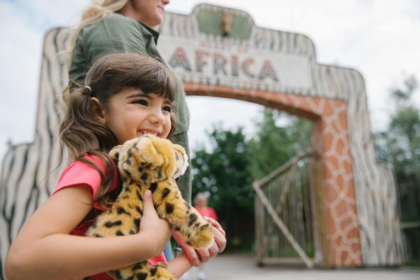 Heart of Africa - Columbus Zoo