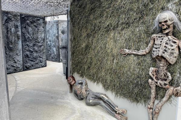 Catacombs Zombiezie