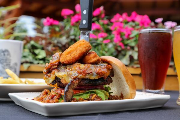 Cliff Top Restaurant BurgerWeek Winner